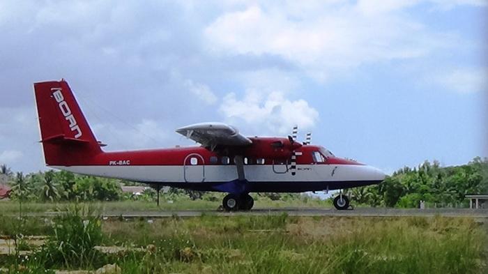 Kapasitas Pesawat Terbatas Warga Krayan Terpaksa Mudik Lewat Malaysia Air