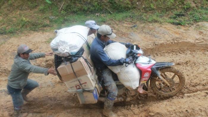 Kirim Ambulans Krayan Lewat Malaysia Ongkos Mencapai Rp 375 Juta