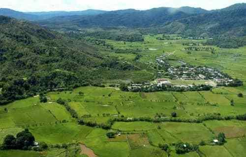 Long Bawan Desa Wisata Setulang Masuk Wilayah Kecamatan Krayan Kabupaten