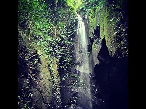Menjelajahi Air Terjun Dibinusan Nunukan Youtube Pengempu Waterfall Duration 4