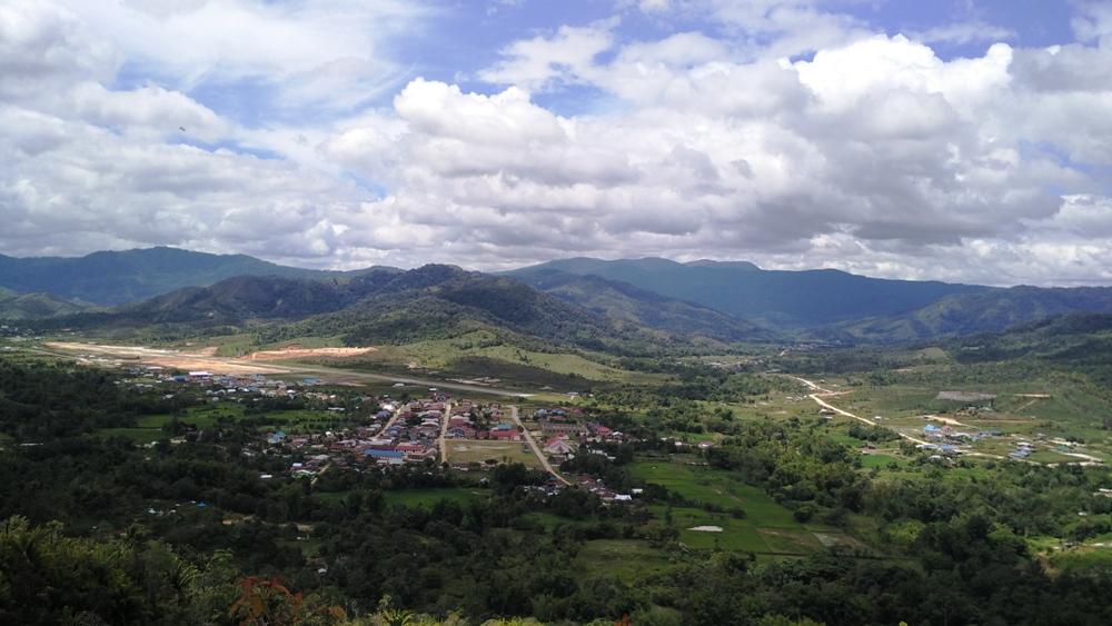 Nikmati Keindahan Krayan Lewat Gunung Yuvai Semaring Radar Tarakan Indah