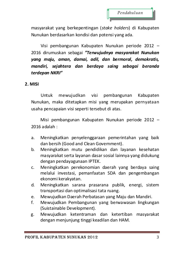 Profil Kabupaten Nunukan 2012 3 13 Air Terjun Krayan Kab
