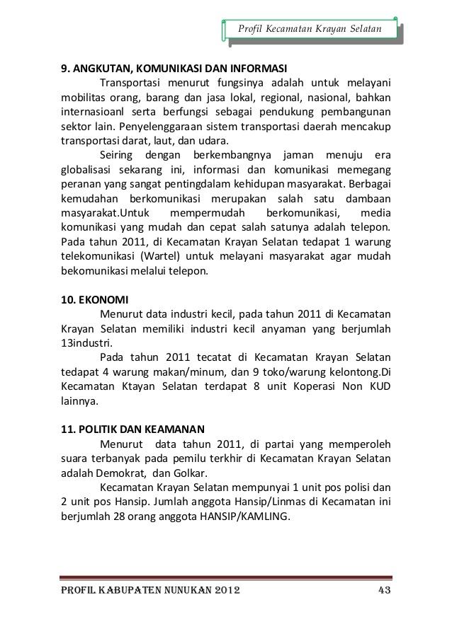Profil Kabupaten Nunukan 2012 54 638 Jpg Cb 1387915095 43