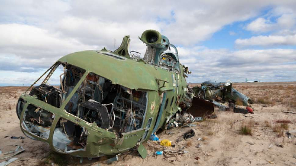 Warga Lihat Helikopter Tni Ad Terakhir Atas Air Terjun Hantu
