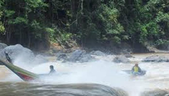 15 Tempat Wisata Populer Tanjung Selor Giram Luyu Air Terjun
