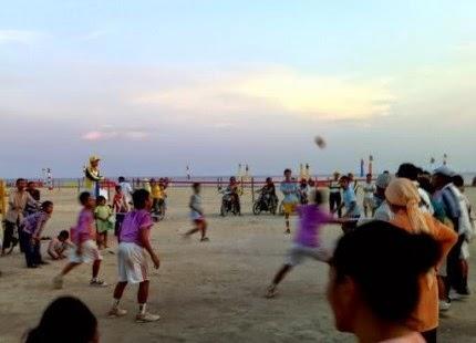 Pantai Selat Bengkalis Riau Indah Unik Info Tiket Wisata Air