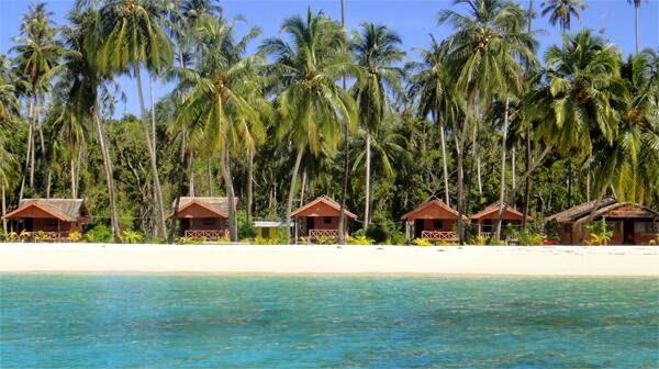 Pulau Palambak Aceh Singkil Keindahan Tersembunyi Info Tiket Penginapan Air