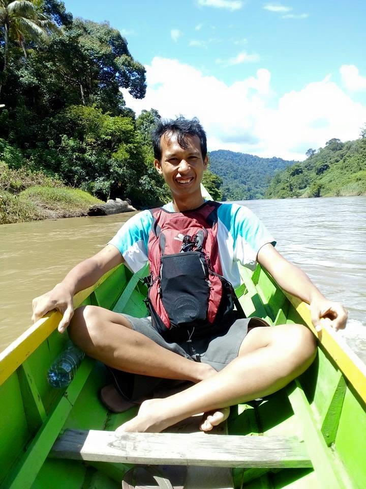 Ubol Alung Permata Keruh Sungai Sembakung Oleh Yudha P Sunandar