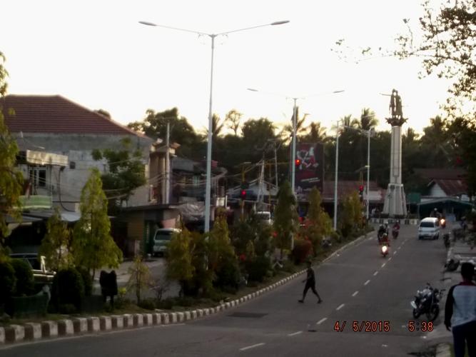 Bintang Mind Jejak Kakiku Nunukan Kawasan Perbatasan Suasana Kota Kalimantan