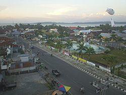 Kabupaten Nunukan Wikipedia Bahasa Indonesia Ensiklopedia Bebas Pemandangan Kota Alun