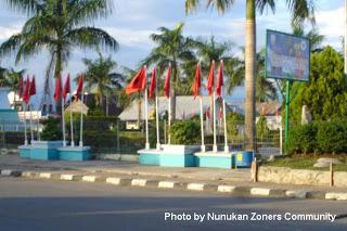Nunukan Zoner Community Photo Suasana Alun Kota Diposting Oleh Minggu
