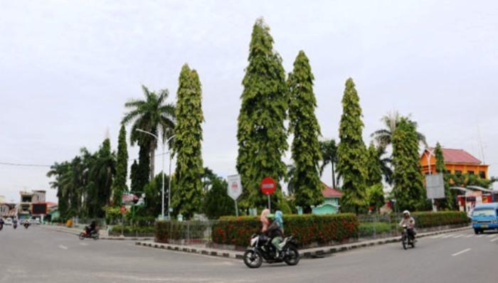 Pemda Bakal Sulap Taman Alun Jadi Ikon Nunukan 20151218 Alum
