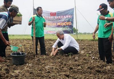 Giram Luyu Surga Tersembunyi Pulau Kalimantan Ganjar Pimpin Kawit Tanem