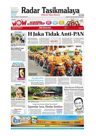 Radar Edisi 12 Mei Tasik Issuu 1 Oktober 2012 Giram