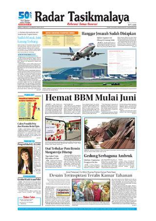 Radar Edisi 12 Mei Tasik Issuu Kamis 10 2012 Giram
