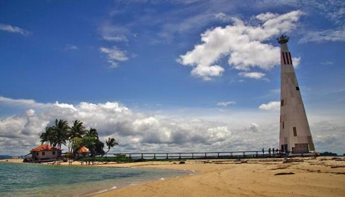 15 Tempat Wisata Populer Tanjung Selor Pantai Eching Kebun Raya