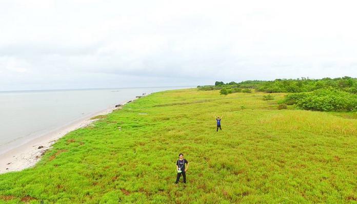 15 Tempat Wisata Populer Tanjung Selor Pantai Simangkadu Kebun Raya