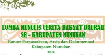 Karya Nunukan Cerita Rakyat Kebun Raya Binusan Kab