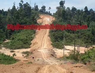 Nunukan Kota Perbatasan Kalimantan Timur Proyek Buka Wahana Lingkungan Hidup