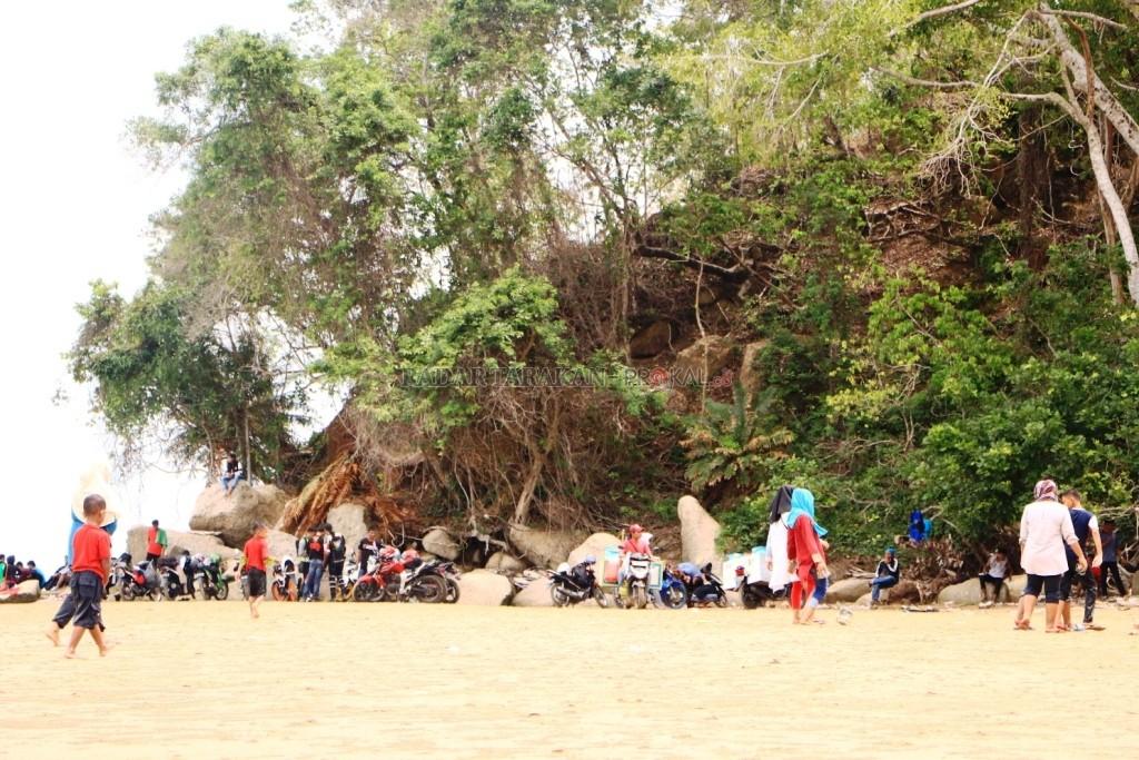Pengelolaan Pariwisata Jalan Tempat Radar Tarakan Salah Satu Objek Wisata