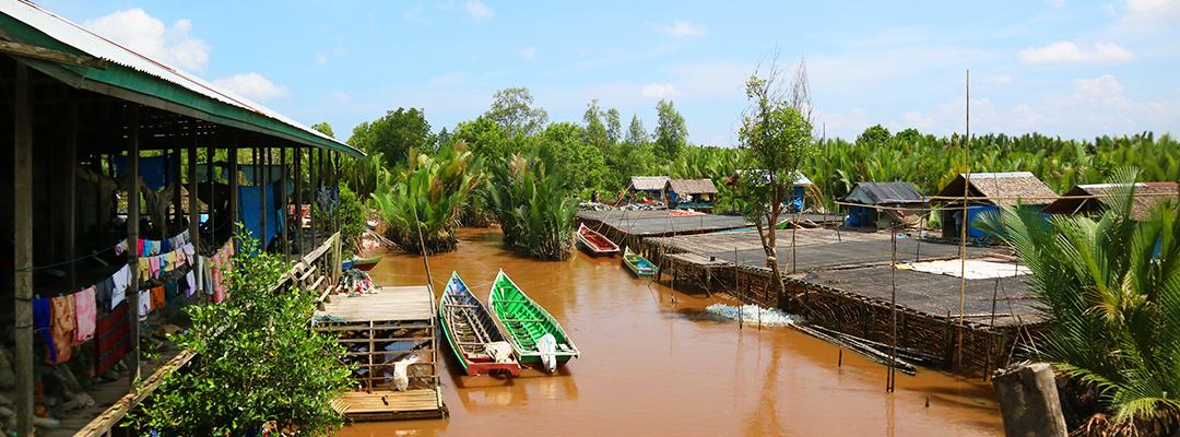 Zakatpedia Nunukan Kalimantan Utara Kebun Raya Binusan Kab