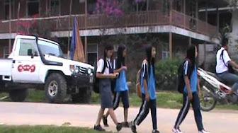Bri Nunukan Krayan Kabupaten Kalimantan Utara Aka Lun Dayeh Student