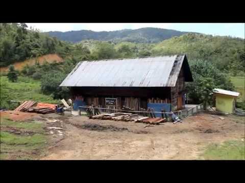 Bri Nunukan Krayan Kabupaten Kalimantan Utara Youtube Long Bawan Kab