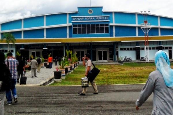 Penerbangan Bersubsidi Nunukan Krayan Resmi Dioperasikan Zonaaero Bandara Kalimantan Utara