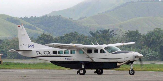 Penerbangan Subsidi Nunukan Krayan Resmi Dibuka Merdeka Long Bawan Kab