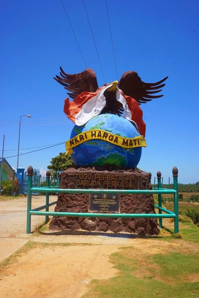 Absurd Journey Mengintip Perbatasan Negeri Pulau Sebatik Nkri Harga Mati