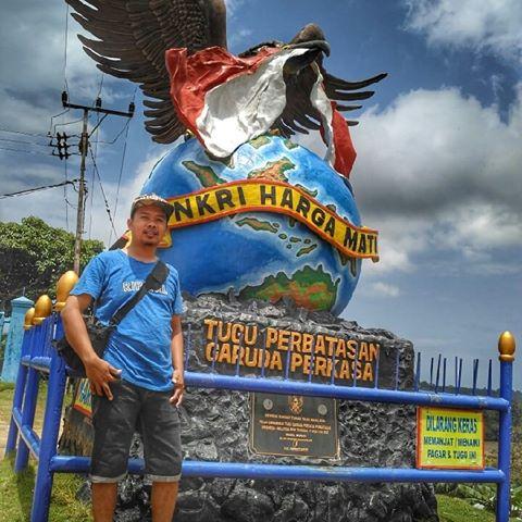 Images Sebatik Instagram Tugu Garuda Perkasa Tapal Batas Ri Malaysia