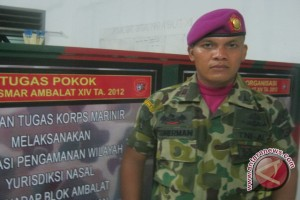 Militer Review Satgas Marinir Ambalat Bangun Tugu Perbatasan Dimaksudkan Mempererat