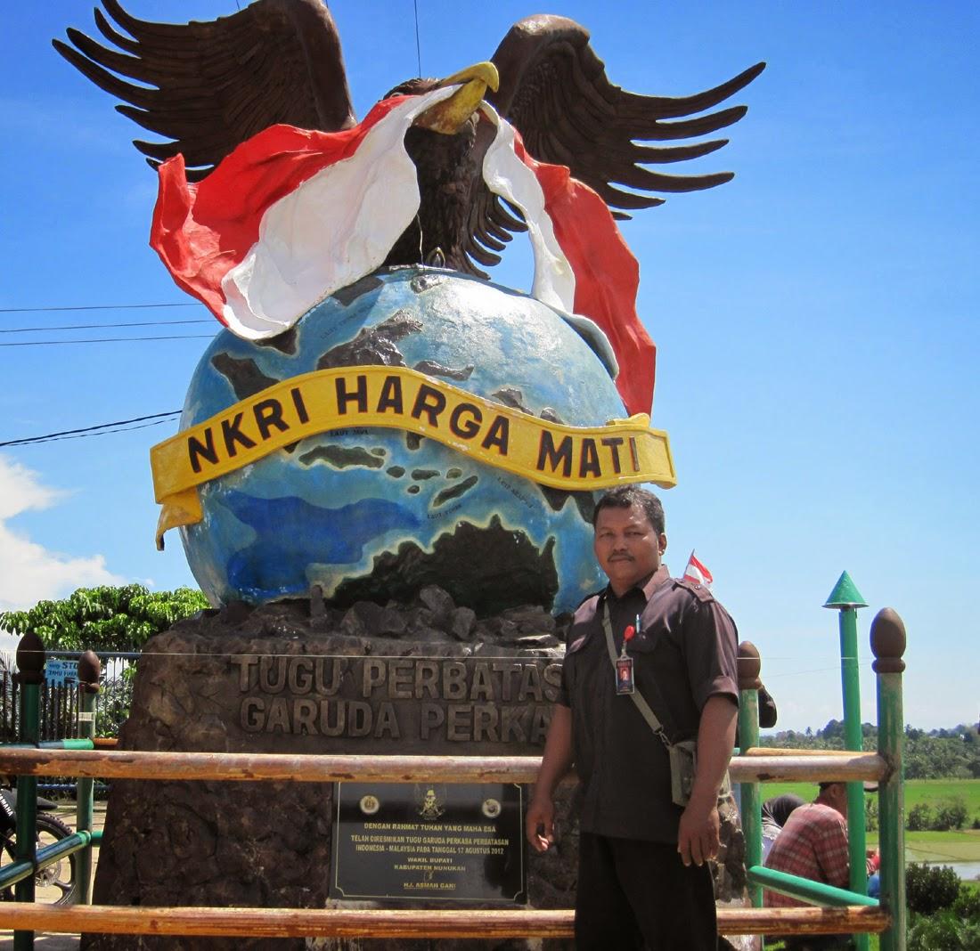 Perbatasan Ri Perlu Perhatian Lebih Serius Sebatik Borneo Indonesia Tugu