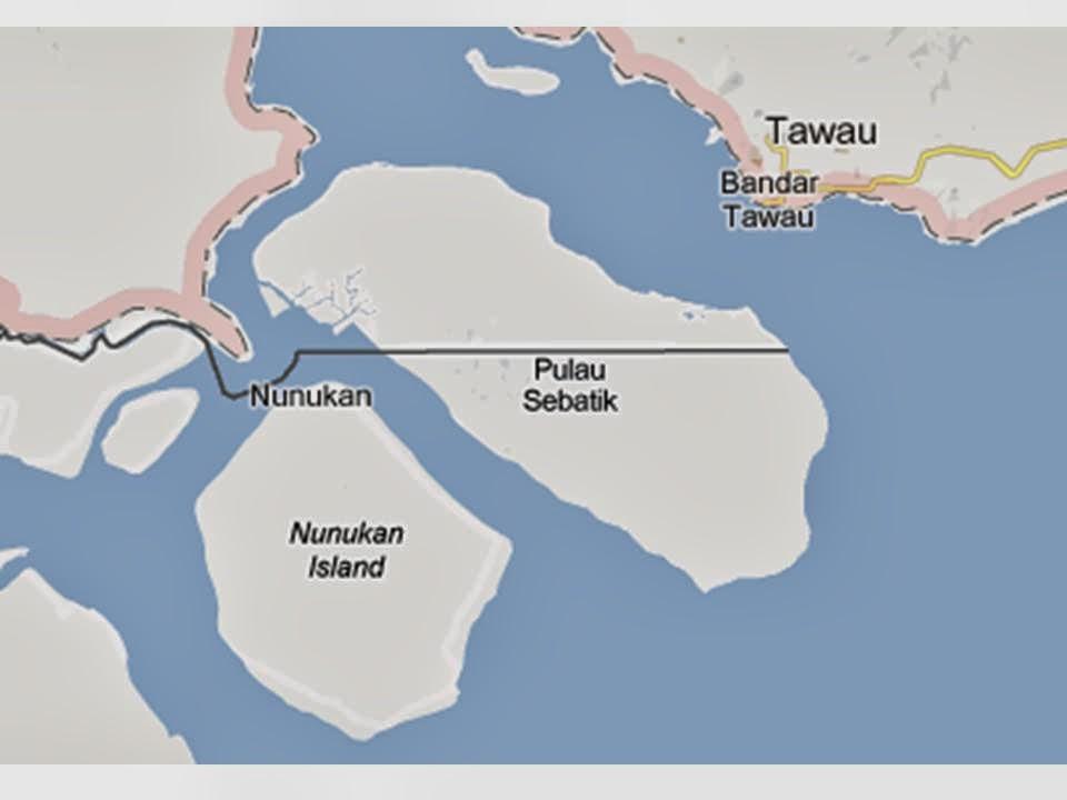 Provinsi Kalimantan Utara Satu Rumah Dua Negara Sebatik Borneo Tugu