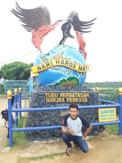 Queen Hotel Kalimantan Utara Indonesia Tugu Perbatasan Garuda Perkasa Kab