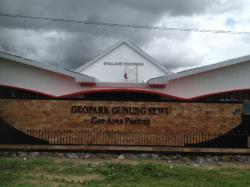 Etalase Geopark Pacitan Beroperasi Januari 2014 Surya Gunung Sewu Kab