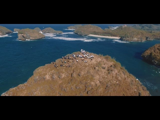 Geopark Gunung Sewu Badan Geologi Indonesia Pacitantourism 72 Years Independence