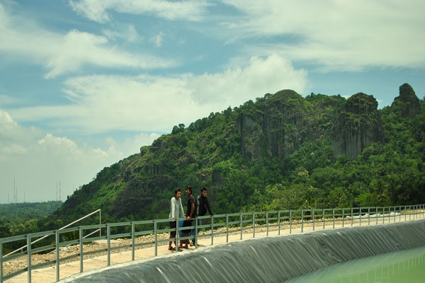 Gunung Sewu Bisa Jadi Kawasan Geopark Radar Jogja Etalase Kab