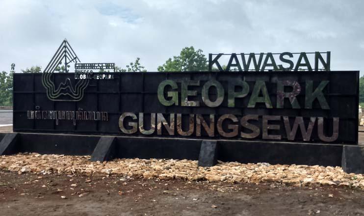 Hadapi Revalidasi 2019 Geopark Gunungsewu Berbenah Kwri Unesco Delegasi Tetap