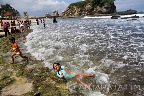 Wisata Edukasi Etalase Geopark Pacitan Diminati Pelajar Antara Geliat Pariwisata