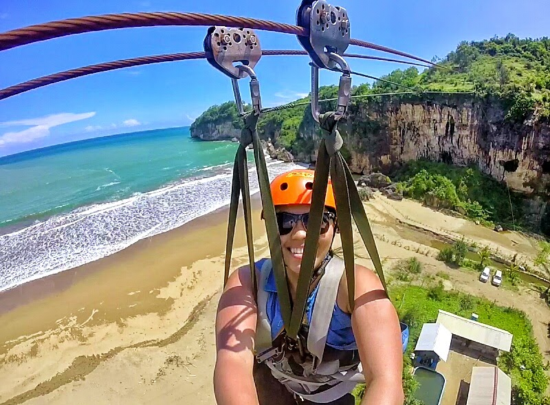 2015 Unstoppable Journey Flying Fox Pantai Taman Kab Pacitan