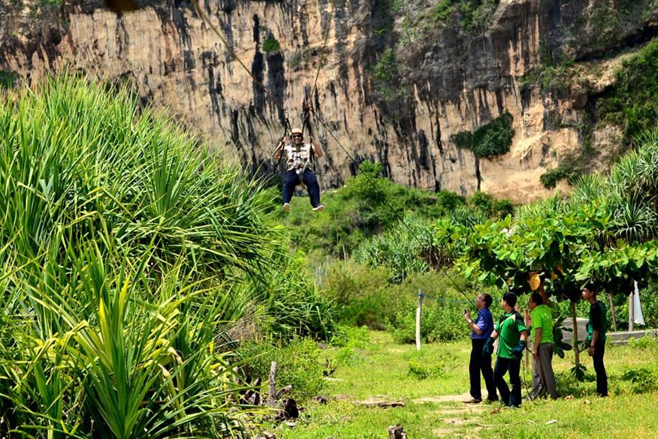 Lima Destinasi Wisata Asyik Pacitan Akhir Pekan Pacitanku Bupati Indartato