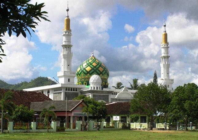 Biar Ngabuburit Jadi Berkah Yuk Berkunjung Masjid Darul Falah Agung