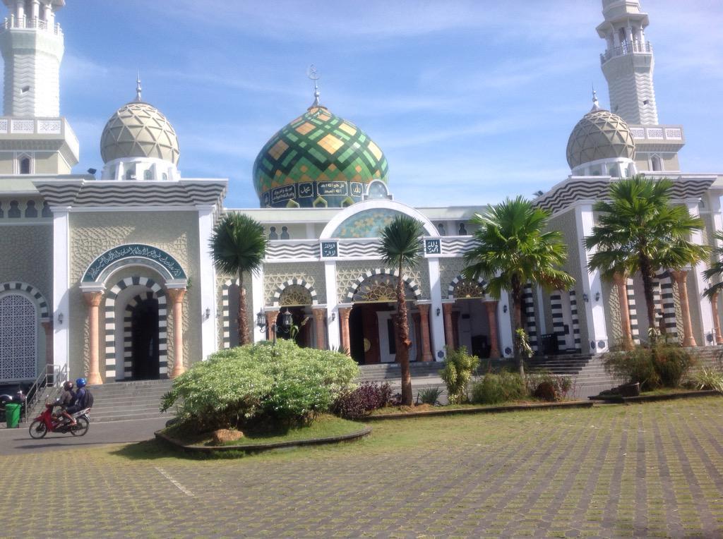 Duiddo Imaani Duimmo17 Twitter Masjid Agung Pacitanpic Bigmcrotjz Pacitan Kab