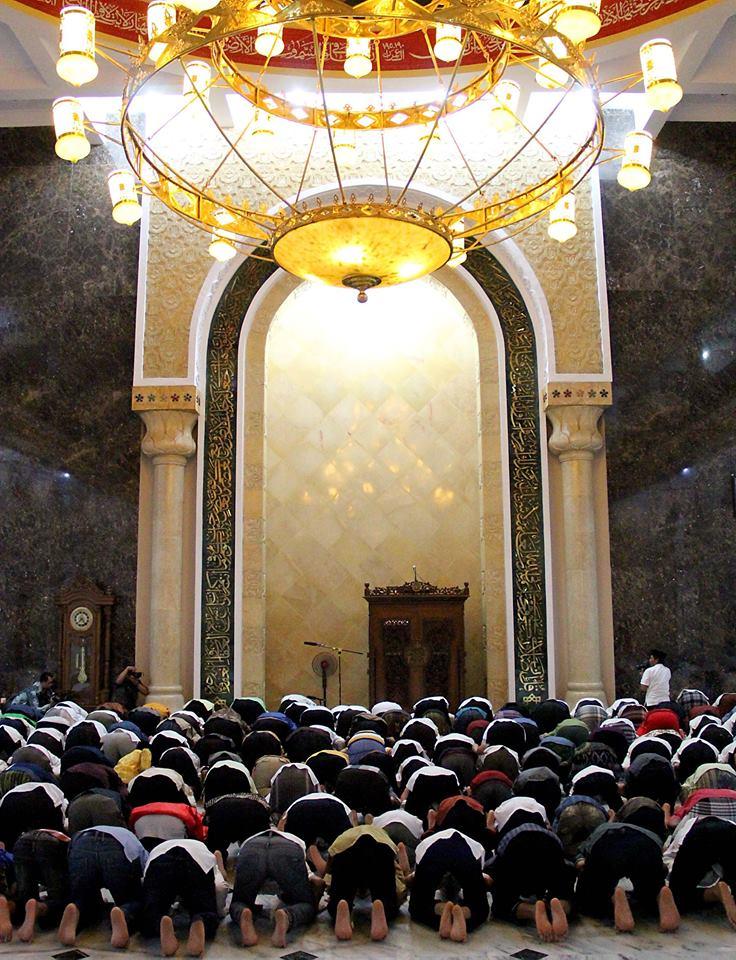 Jadwal Hari Jadi Pacitan 272 Pacitanku Sby Jamaah Masjid Agung