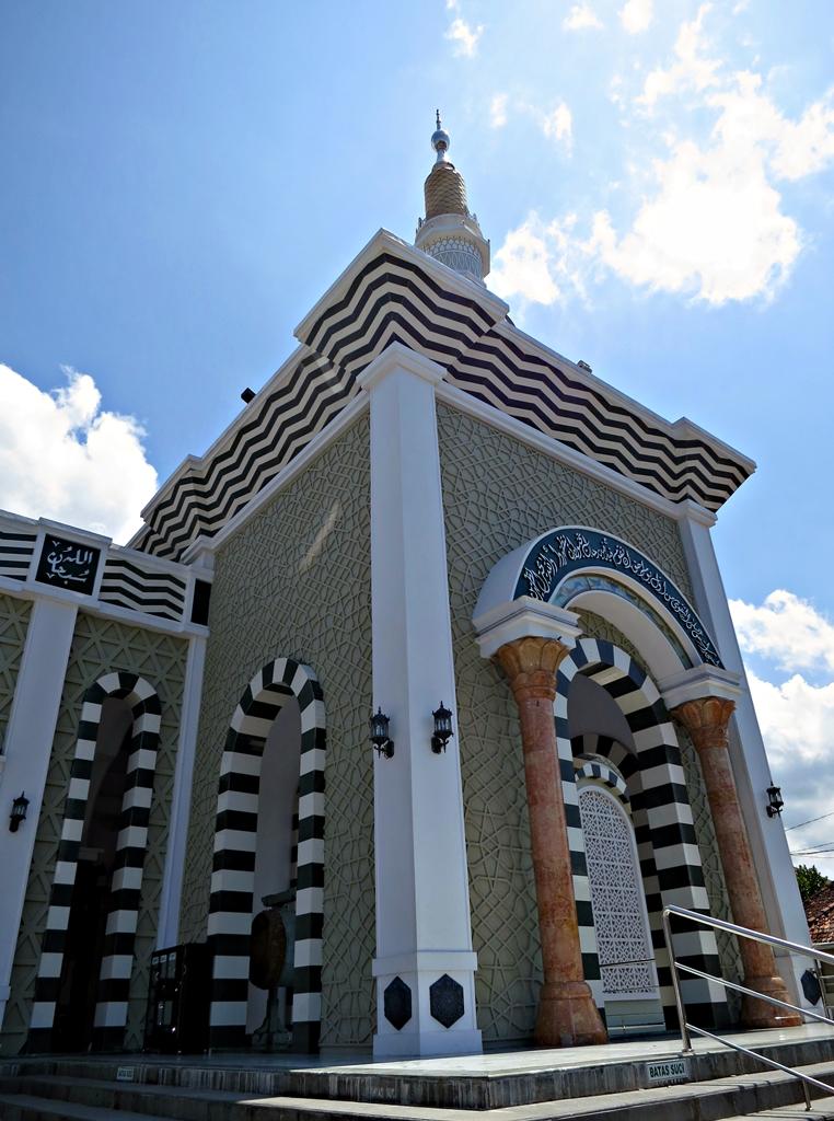 Masjid Agung Darul Falah Pacitan Tjatatan Timoer Kab