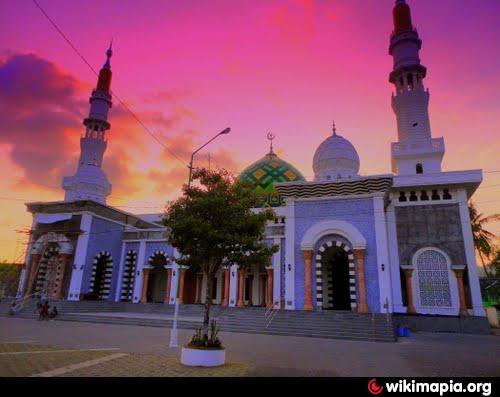Pacitan City Photos Masjid Agung En Kab