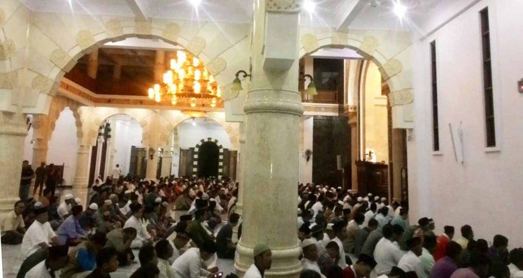Pagi Masjid Agung Pacitan Banjir Oleh Jamaah Subuh Kajian Ribuan