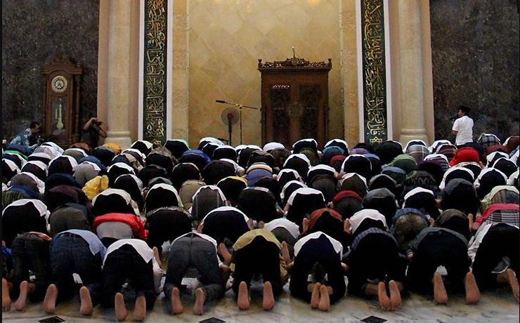 Pesan Bupati Doa Bersama Pacitanku Sby Jamaah Masjid Agung Pacitan