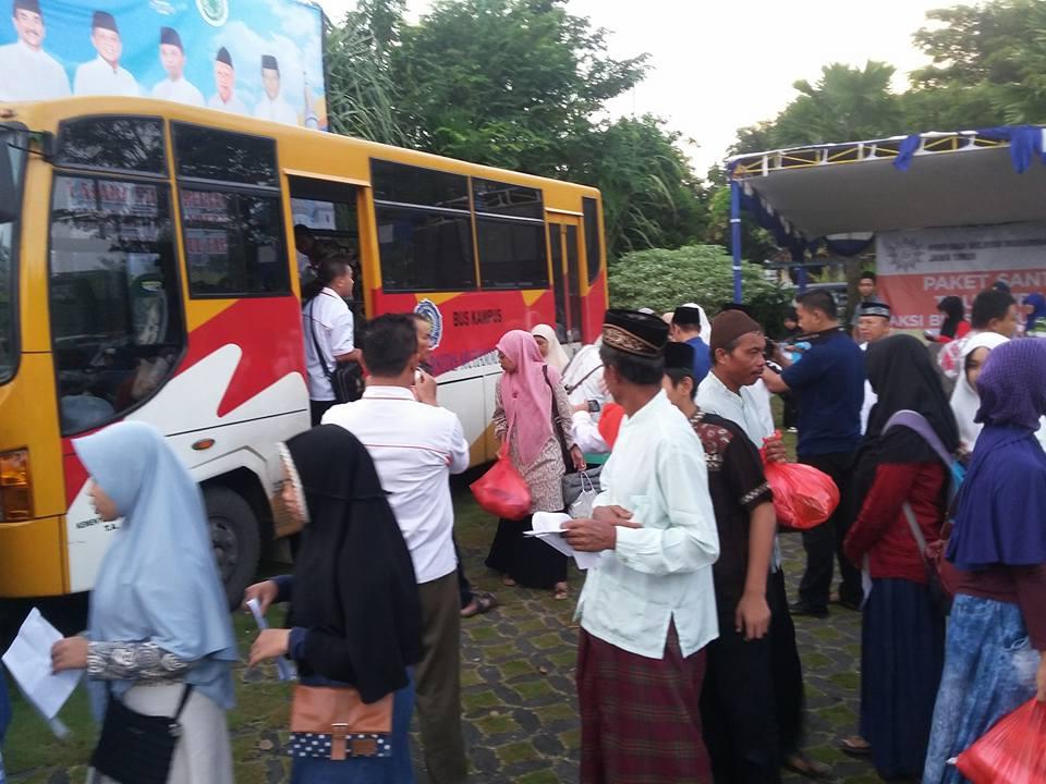 Rangkaian Kegiatan Tour Baksos Lazismu Se Jatim Kabupaten Usai Berlangsung